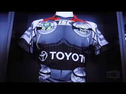 nrl marvel superhero jerseys behind the scenes rugby league week
