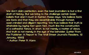 Journalism Quotes Extraordinary Top 48 Quotes Sayings About Truth In Journalism