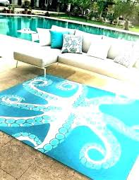 beach themed area rugs coastal ocean theme with regard to com lively indoor outdoor rugs for beach house ocean themed