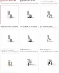 ikea dining chair slipcovers now available at comfort works for house inspiration ideas with entrancing