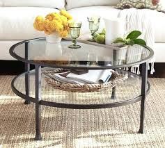 tanner round coffee table coffee table for smaller seating area in living room tanner round coffee tanner round coffee table