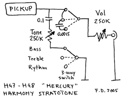 harmony wiring diagram simple wiring diagram harmony jupiter wiring rickenbacker wiring diagram harmony h47 h48 wiring diagram