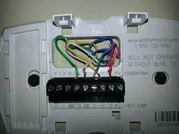 trane weathertron thermostat wiring diagram efcaviation com thermostat wiring color code at Ge Thermostat Wiring Diagram