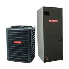 goodman 3 ton. goodman gsx140361aruf37c14 3 ton split air conditioning system w/ handler