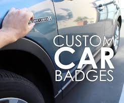 Design My Own Car Emblem Custom Car Badges 12 Steps With Pictures Instructables