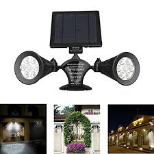 features of the ithird solar lights outdoor motion sensor
