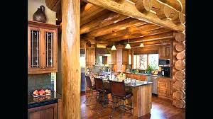 log cabin lighting lighting flooring log cabin kitchen ideas tile birch in log cabin front porch