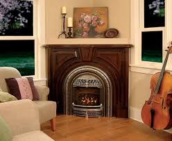gas fireplace inserts antique