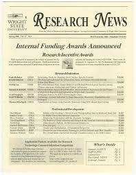 WSU Research News, Spring 2006