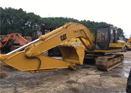 Original Japan Used Cat E200b Excavator Komatsu Pc220 6 Excavator For Sale