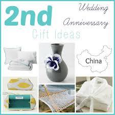 2nd wedding anniversary gift ideas photo 1