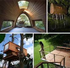 modern tree house plans. Tree-house-modular-futuristic-homes Modern Tree House Plans