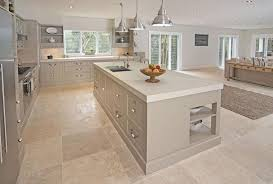 130 Amazing Home Kitchen Tile Design Ideas in 2017  https://decomg.com/130-amazing-home-kitche…   Open plan kitchen living  room, Kitchen interior, Home decor kitchen
