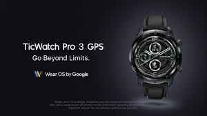 TicWatch - <b>TicWatch Pro 3 GPS</b> is here | Facebook