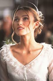The Best Outfit In 'Love Actually' Only Appears for 14 Seconds | Keira  knightley love actually, Movie wedding dresses, Wedding movies