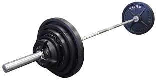 york legacy dumbbell set. legacy cast iron precision milled olympic plate set york dumbbell