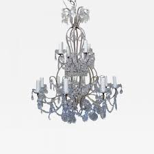 listings furniture lighting chandeliers and pendants two tier crystal beaded chandelier