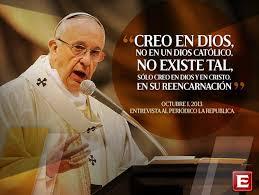 Resultado de imagen para papa francisco i frases