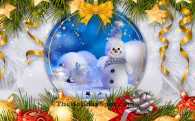 christmas wallpapers free HD Download ...