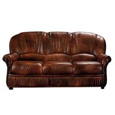 Light Brown Leather Couch Wayfair