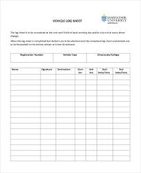 Km Log Sheet 45 Printable Sheet Samples Templates Pdf Doc