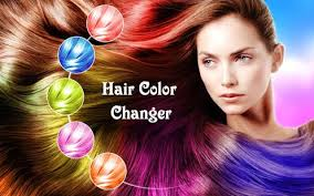Hairstyle Color hair color changer android apps on google play 3303 by stevesalt.us