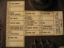 random electrical issues 1992 accord lx 2 door honda tech 1991 Honda Accord Fuse Box 1991 honda accord fuse diagrams under dash under hood 1991 honda accord fuse box diagram