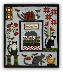 Purrfectly Pieced Block of the Month or All at Once by Bonnie ... & Purrfectly Pieced Block of the Month or All at Once by Bonnie Sullivan  Start Anytime! Review Adamdwight.com