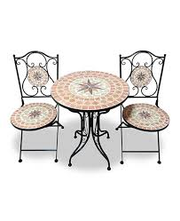 available here the azuma mosaic bistro set is perfect for