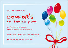invitation for a party birthday party invite wording birthday party invite wording along