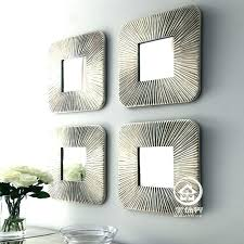 small wall mirror sets most inspiring mirrored decor fretwork square framed art uk wa