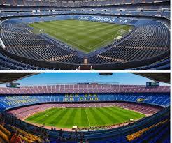 A Football Fans Guide To The Santiago Bernabeu Stadium Tour