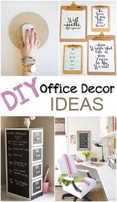 diy home office decor ideas easy. office decor for work top 25 best decorations ideas on pinterest diy home easy