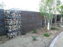 corrugated metal fence diy best corrugated metal fence ideas diy wood framed corrugated metal fence