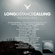 <b>Long Distance Calling</b> Tickets, Tour Dates 2019 & Concerts ...