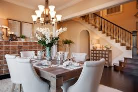 Highland Homes Top Custom Home Builder Texas Austin Dallas - Dining room tables san antonio