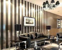 striped glitter wallpaper black and