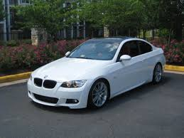 BMW Convertible bmw 335i coupe m sport for sale : FS: 2009 BMW 335i Coupe|M-Sport - Alpine White/Coral Red, All ...