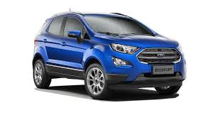 ford cars. ford ecosport cars