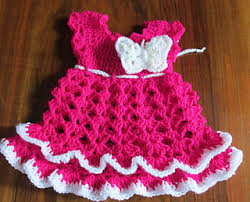 Baby Dress Patterns Mesmerizing Ravelry Butterfly Baby Dress Pattern By Andree Tünde