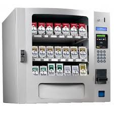 Seaga Vending Machine Best Seaga SM48 CIG CounterTop Cigarette Machine Gumball