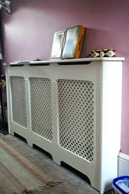 diy radiator covers cover wood plans installing baseboard