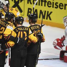 Im viertelfinale war aber schluss: Fulminanter Auftakt Bei Eishockey Wm Deutschland Feiert Spektakel Gegen Italien Adler Mannheim