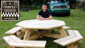 How To Build An Outdoor Picnic Table  Introduction  DoItYourselfcomHow To Make Picnic Bench