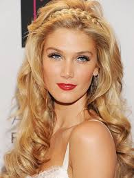 Hairstyle Curls delta goodrem hairstyles fascinating long curls with braids 8407 by stevesalt.us