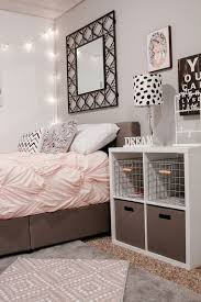 Bedroom Decoration For Teenage Girl