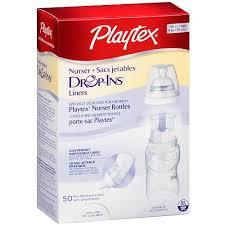Playtex Drop Ins Premium Nurser Baby Bottle