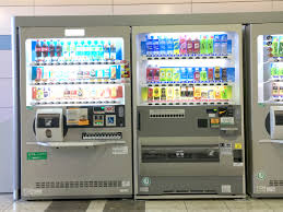 Automated Vending Machines Simple Automatic Vending Machines|Sendai International Airport CoLtd