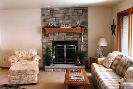 fireplace veneer stone over brick ideas home fireplaces