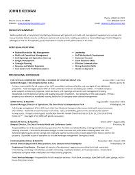 Resume Template Job Fast Food Restaurant Manager Objectives For